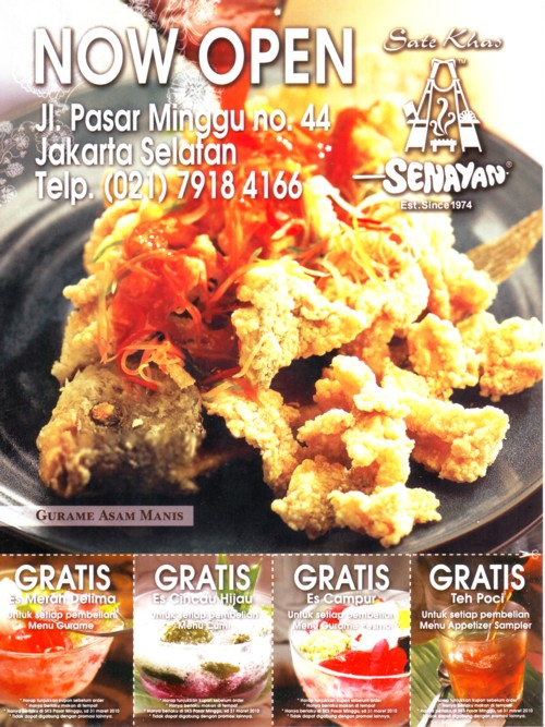 Brosur+restoran